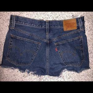 Levi Jeans Shorts